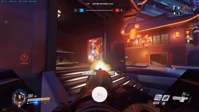 Watch and share Overwatch GIFs and Gamegifs GIFs by Alfie Beddow on Gfycat