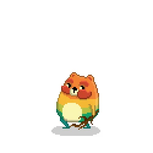 Watch and share Wild Pixel Art By Lacey Micallef GIFs on Gfycat