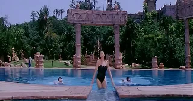 Juhi chawla in bikini