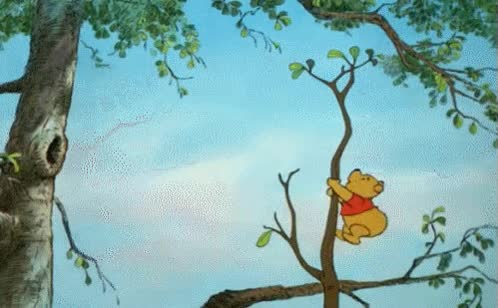 Watch and share Pooh GIFs on Gfycat