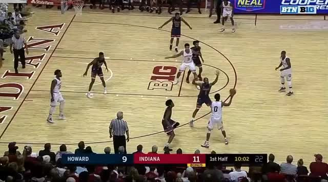 Watch Smith layup GIF by bladner (@thebladner) on Gfycat. Discover more basketball, indiana, justin smith GIFs on Gfycat