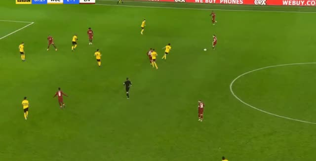 Watch and share Milner Short Pass Vs Wolves 18-19 02 GIFs by FIFPRO Stats on Gfycat