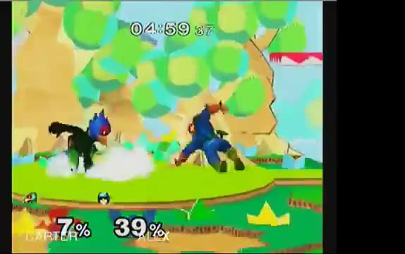 Watch Damn GIF on Gfycat. Discover more combo, melee, smashgifs GIFs on Gfycat