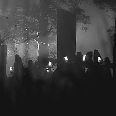 """Watch Extract from """"Sassenach"""" (""""Outlander""""), S01E01. GIF on Gfycat. Discover more animation, b&w, b/w, blackandwhite, bw, chaosophia218, dance, dark, darkness, english, european, european history, forest, gaelic, gif, history, horizontal, landscape, medieval, middle ages, nature, outlander, pagan, sassenach, saxon, scottish, tv show, witches, woodland, woods GIFs on Gfycat"""
