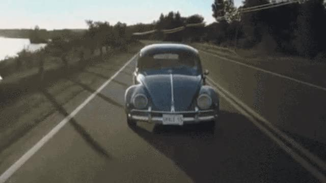 Watch and share Vw  Volkswagen Combi GIFs on Gfycat