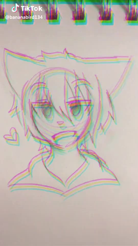 aaronlycan, blush, drawing, love,  #aaronlycan #love #drawing #blush #wolf #alpha GIFs