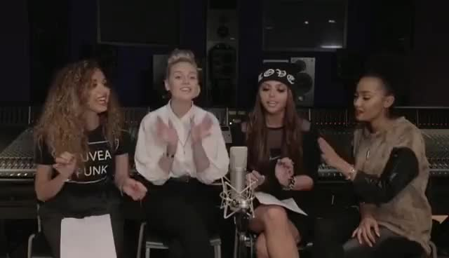 Watch and share Little Mix GIFs on Gfycat
