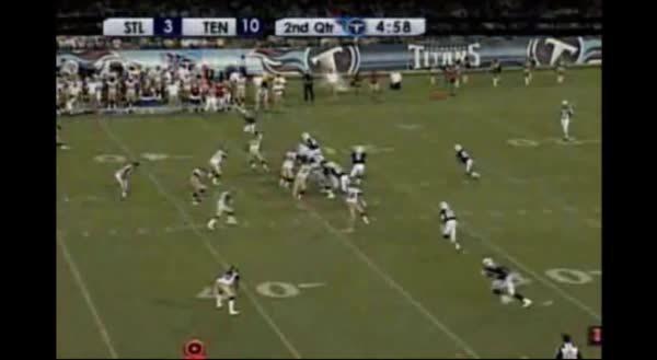 nflgifs, Titans era Chris Johnson shot out of a cannon vs. the Rams (reddit) GIFs