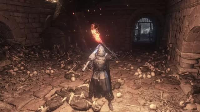 Watch and share Dark Souls 3 - Dark GIFs by shinreska on Gfycat