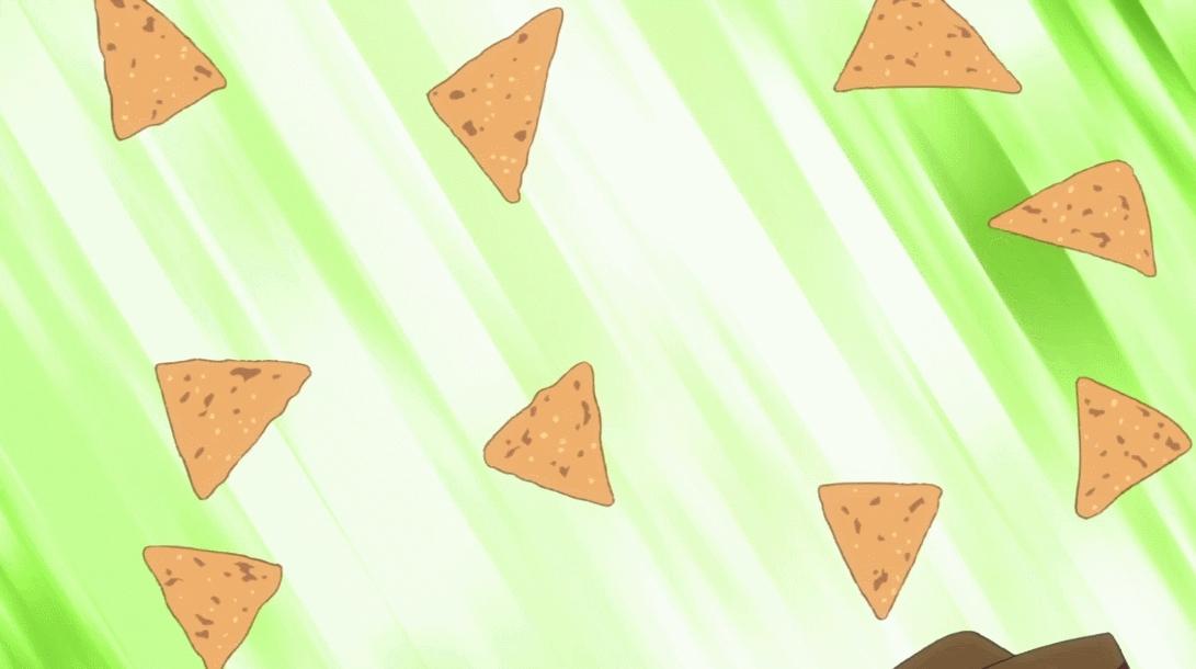 animegifs, Snack Wars [Himouto! Umaru-Chan] (reddit) GIFs