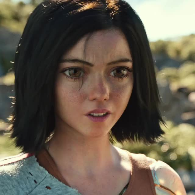 Watch and share Alita Battle Angel GIFs and Grr Paper GIFs by Boostbacknland on Gfycat