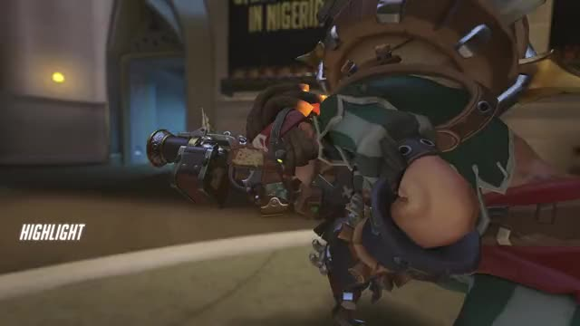 Watch Clutch Tire GIF on Gfycat. Discover more Overwatch, highlight GIFs on Gfycat