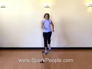 Watch Simple Aerobics GIF on Gfycat. Discover more related GIFs on Gfycat