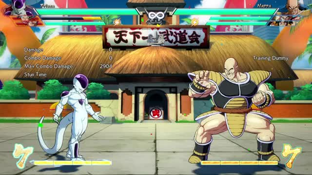 Watch and share DBFZ Clip 5 GIFs by EventHubs on Gfycat