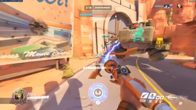 Watch and share Overwatch GIFs and Plays GIFs on Gfycat