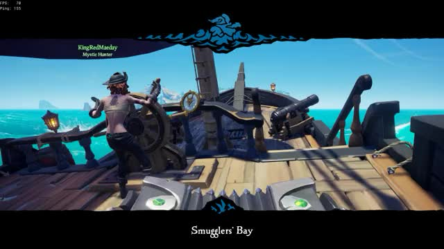 Watch and share Sea Of Thieves GIFs and Megalodon GIFs by jamideus on Gfycat