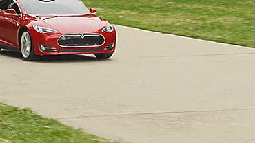Watch Electric Mini Tesla Model S Kid's Toy Car - GIF GIF on Gfycat. Discover more related GIFs on Gfycat