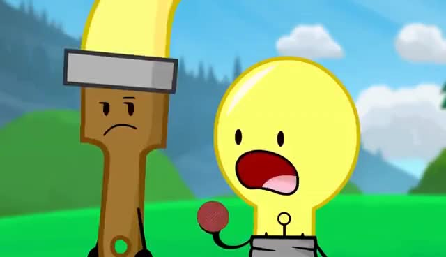 "Watch and share Inanimate Insanity II - Episode 11 [Part 1]: ""Kick The Bucket"" GIFs on Gfycat"