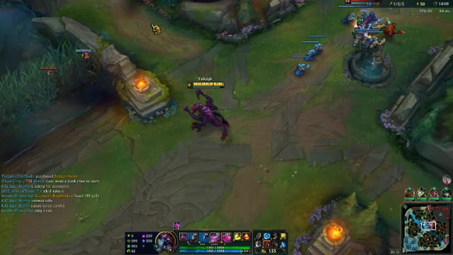 Watch and share Cho'gath GIFs and Overwolf GIFs by Overwolf on Gfycat