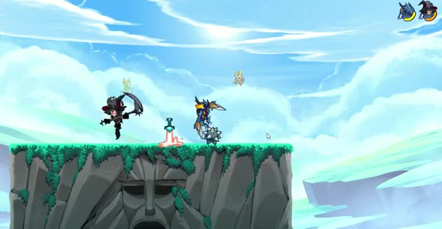 Watch and share Brawlhalla GIFs by afwogifs on Gfycat