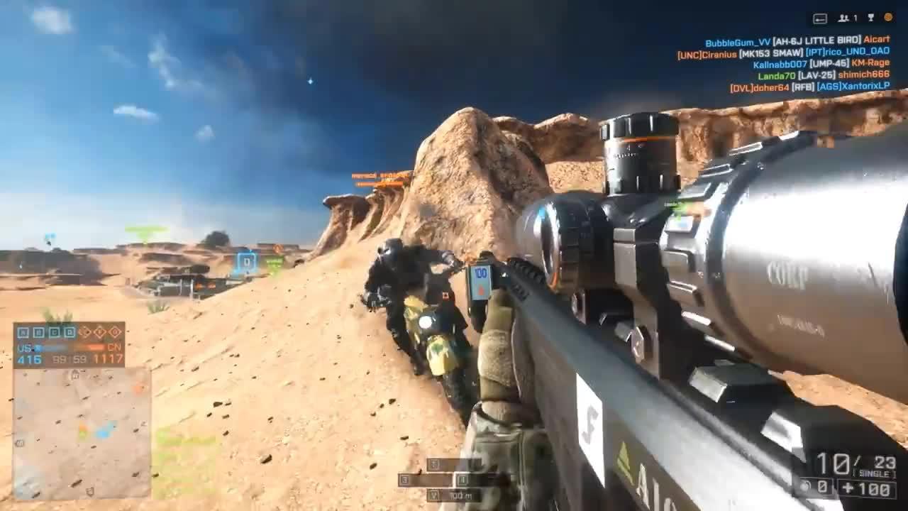 Raging at Battlefield 4 GIFs