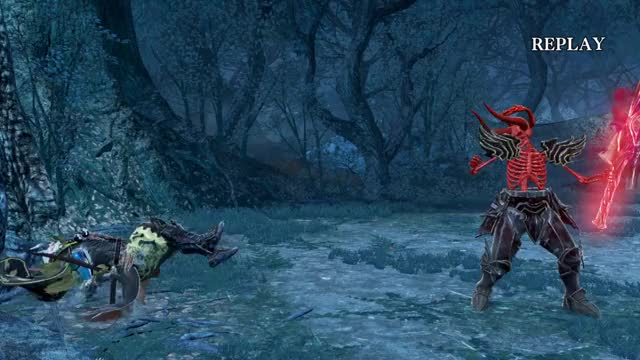 Watch and share Anarth GIFs and Tekken GIFs on Gfycat