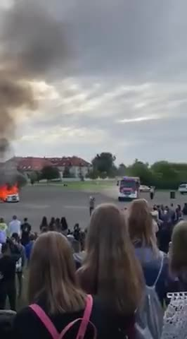 Watch and share A Car Is On Fire! HURRY! Call The Fire Department! 😱😭🔥 GIFs by PM_ME_STEAM_K3YS on Gfycat