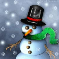 Watch and share Snowman GIFs on Gfycat