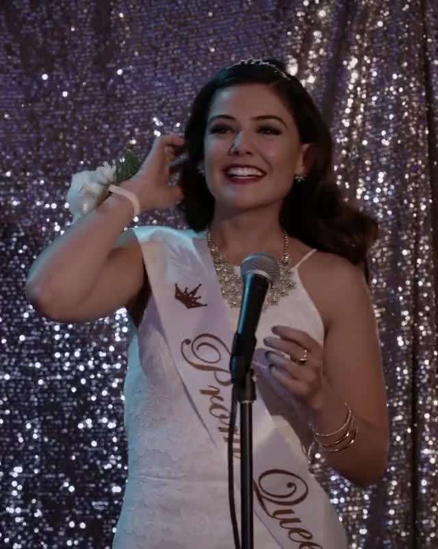 Watch and share Danielle Campbell GIFs and F The Prom GIFs by Defunct on Gfycat