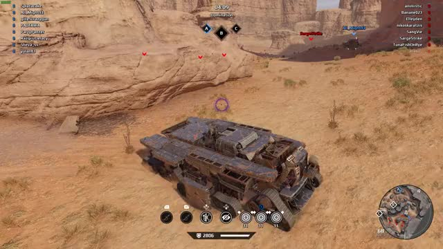Watch and share Crossout 2021.07.04 - 05.12.10.03.DVR GIFs by Splat on Gfycat
