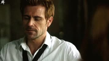 Watch Expressions of Matt Ryan from Constantine S01E07 - Blessed Are the Damned#SaveConstantine Constantine deserves to be saved, renewed and give GIF on Gfycat. Discover more related GIFs on Gfycat