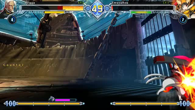Watch and share BlazBlue Centralfiction 2019.07.23 - 11.42.56.01 GIFs on Gfycat
