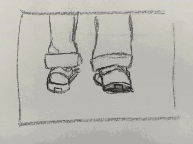 Watch and share Feet GIFs on Gfycat