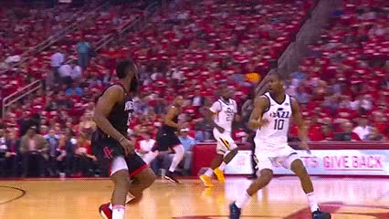 Watch James Harden and Clint Capela — Houston Rockets GIF by Off-Hand (@off-hand) on Gfycat. Discover more 050218 GIFs on Gfycat