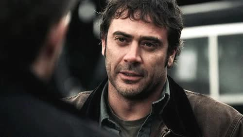 Watch and share Jeffrey Dean Morgan GIFs on Gfycat
