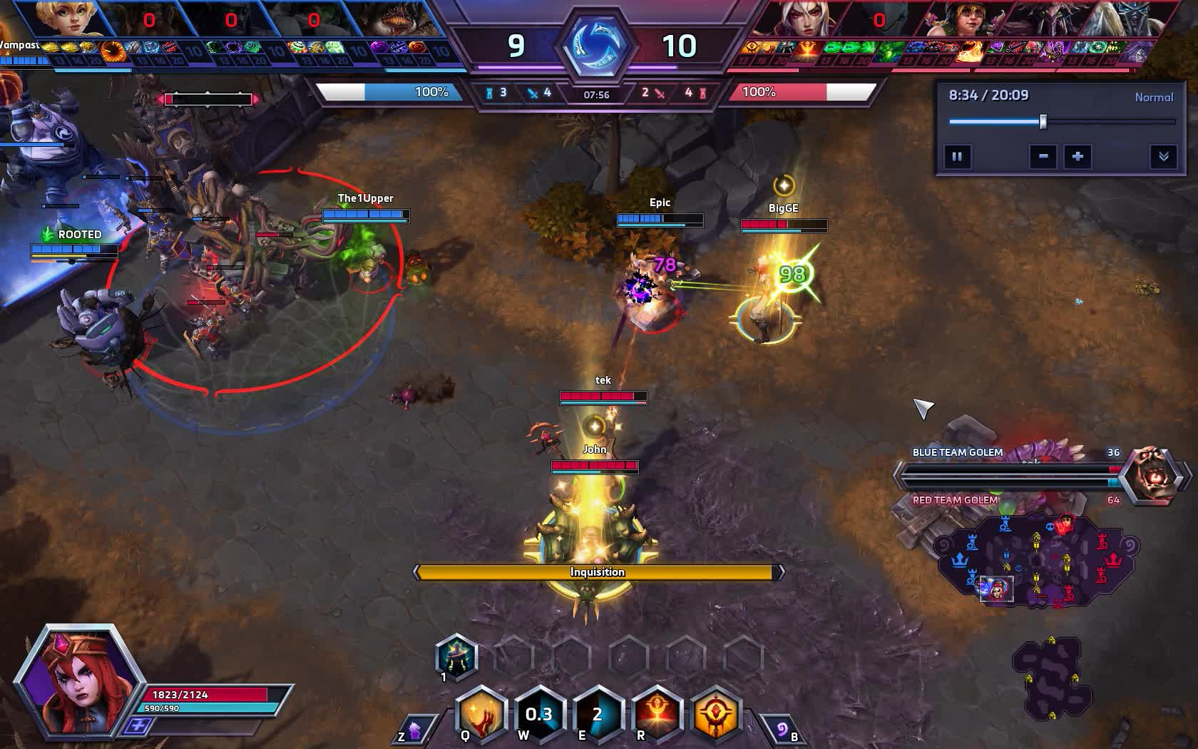 heroesofthestorm, Heroes of the Storm 2018.08.08 - 18.57.11.01 GIFs