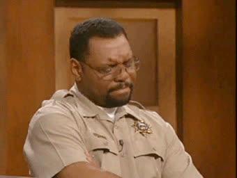 Judge Judy, nodding, yes, bailiff GIFs