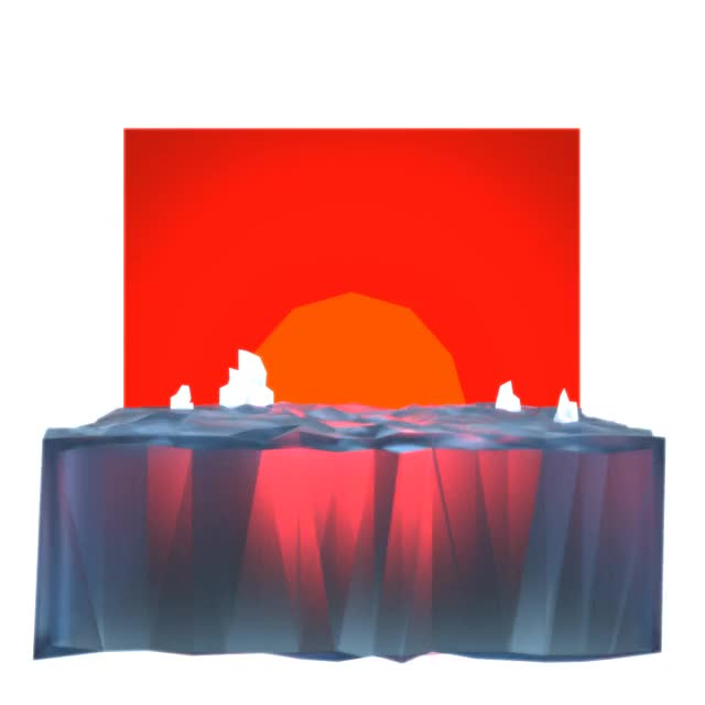 Watch sunset0001-0250.mkv GIF by buttnapkin (@buttnapkin) on Gfycat. Discover more 3d, lowpoly, sunset GIFs on Gfycat