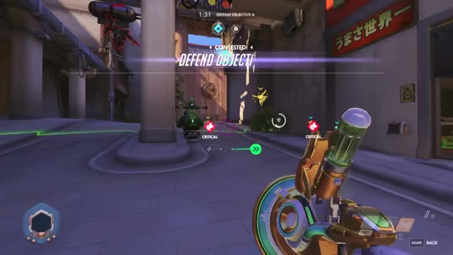 Watch DPS Lucio GIF on Gfycat. Discover more Overwatch GIFs on Gfycat