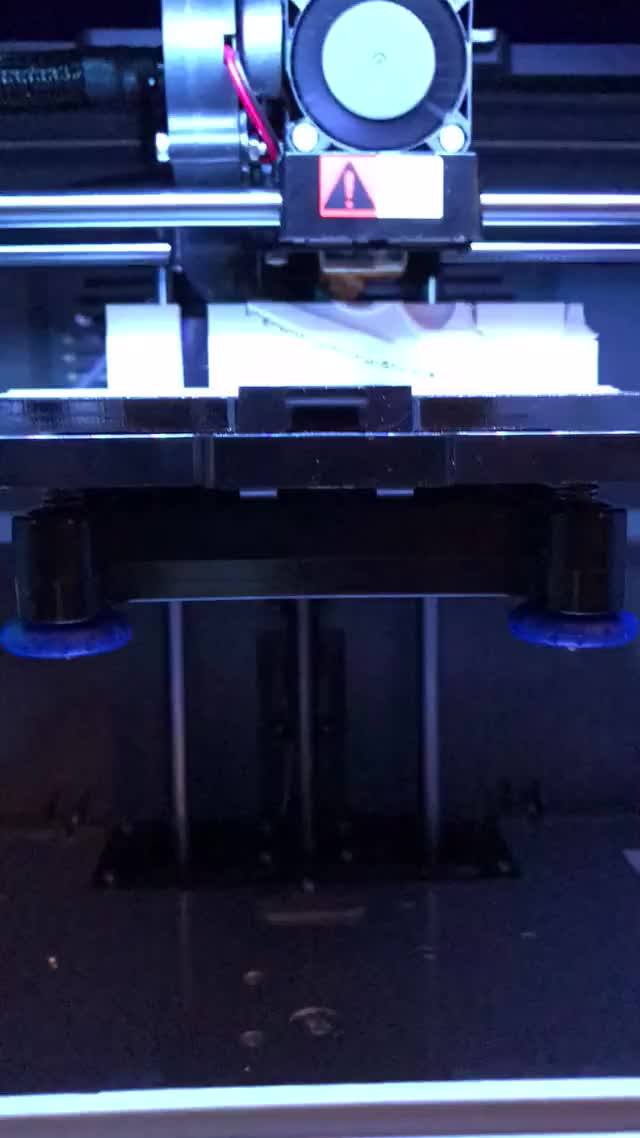 Watch and share 3D Printing A Karambit GIFs on Gfycat