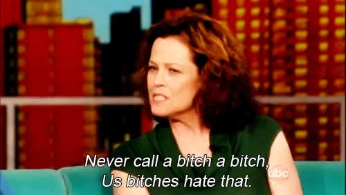 Watch and share Sigourney Weaver GIFs on Gfycat