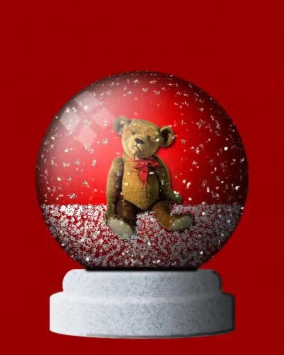 Watch and share Snow Globe Tim Willems GIFs on Gfycat