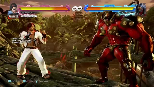 Watch and share Tekken 7 Otgf Combo GIFs and Tekken Death Combo GIFs on Gfycat