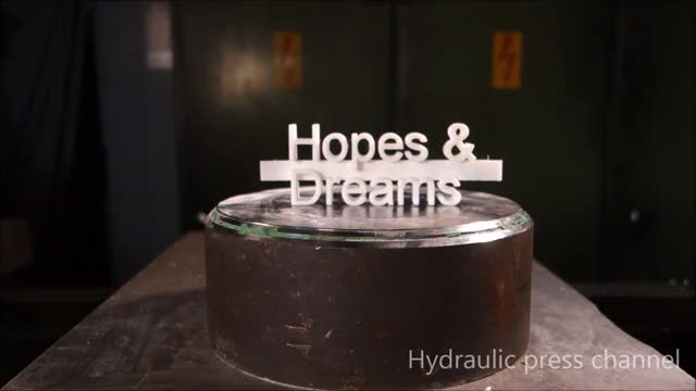 Watch Crushed Hopes & Dreams GIF on Gfycat. Discover more hydraulic press channel, hydraulicpresschannel, leagueoflegends GIFs on Gfycat