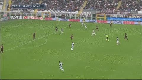 Watch and share Arturo Vidal. Torino - Juventus. 28.04.2013 GIFs by fatalali on Gfycat
