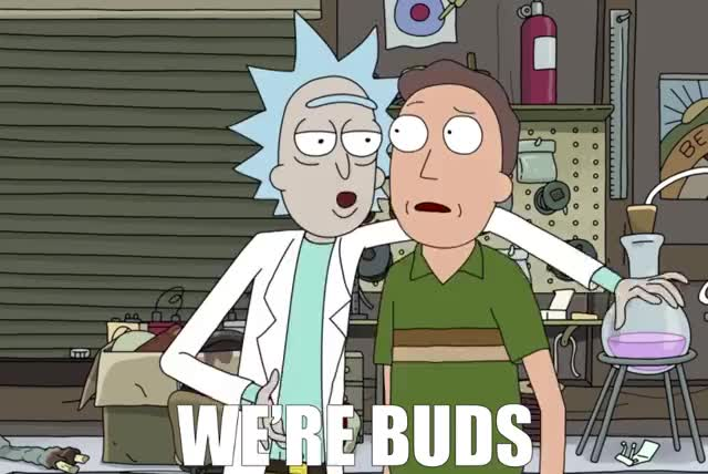 Watch and share Best Buds GIFs by GIF Generator on Gfycat