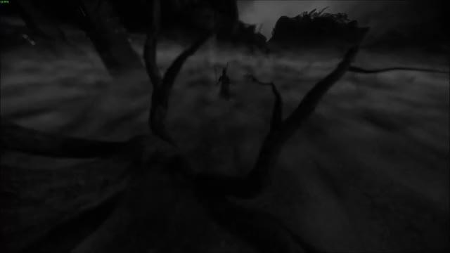 Watch and share Harrow Spooky B+w GIFs on Gfycat
