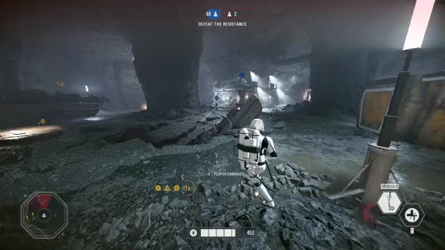 Watch and share Battlefront GIFs and First Order GIFs by WigglyDickling / MCClapYoHanz on Gfycat
