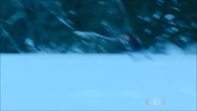 Watch and share Riverdale 1x13 - Archie Saves Cheryl At The Frozen Lake GIFs on Gfycat