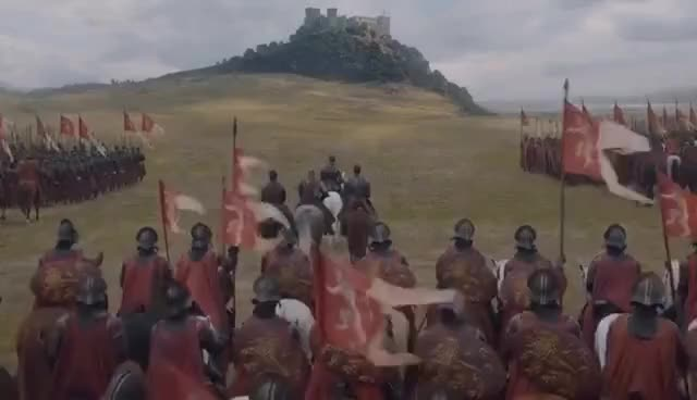 Watch lannister army GIF on Gfycat. Discover more related GIFs on Gfycat